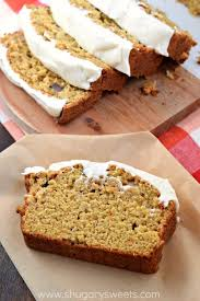 As if this Apple Banana Carrot Bread wasn t sweet enough adding the cream
