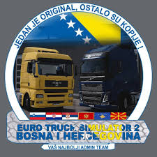 100 Euro Truck Simulator 3 2 BiH Home Facebook