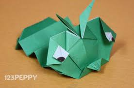 How To Make A Caterpillar With Color Papers