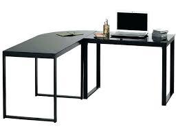 table bureau verre bureau table en verre table bureau verre alinea josytal info