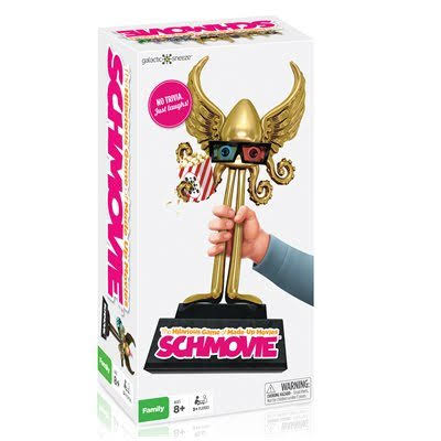 Schmovie The Hilarious Game Made-Up Movies