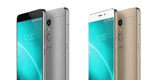 UMi Super Gold and Gray phones