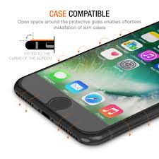 Trianium 2 Pack Soft Fiber Glass Screen Protector For iPhone 7