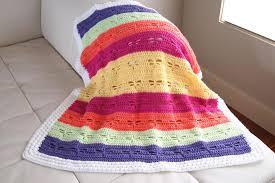 Dragonfly Crochet Blanket Pattern