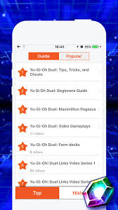 Maximillion Pegasus Deck Duel Links by Free Guide For Yu Gi Oh Duel Links On The App Store