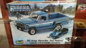 Revell 1/25 1980 Jeep Honcho Ice Patrol Plastic Model Kit 7224 | EBay Revell Peterbilt 359 Cventional Tractor Semi Truck Plastic Model Free 2017 Ford F150 Raptor Models In Detroit Photo Image Gallery Revell 124 07452 Manschlingmann Hlf 20 Varus 4x4 Kit 125 07402 Kenworth W900 Wrecker Garbage Junior Hobbycraft 1977 Gmc Kit857220 Iveco Stralis Amazoncouk Toys Games Trailer Acdc Limited Edition Gift Set Truck Trailer Amazoncom 41 Chevy Pickup Scale 1980 Jeep Honcho Ice Patrol 7224 Ebay Aerodyne Carmodelkitcom