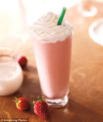 Unique Blend Starbucks Strawberry Frappuccino Uses Cochineal Extract Which Is Crushed Insects