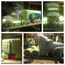 Semi Truck Diaper Cake | Diaper Cakes | Pinterest | Semi Trucks ... The 25 Best Vintage Diaper Cake Ideas On Pinterest Shabby Chic Yin Yang Fleekyin On Fleek Its A Boyfood For Thought Lil Baby Cakes Bear And Truck Three Tier Diaper Cake Giovannas Cakes Monster Truck Ideas Diy How To Make A Sheiloves Owl Jeep Nterpiece 66 Useful Lowcost Decoration Baked By Mummy 4wheel Boy Little Bit Of This That