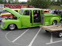 Pics Of A 47-54 Crew Cab??? - The 1947 - Present Chevrolet & GMC ... 1954 Chevrolet Panel Truck For Sale Classiccarscom Cc910526 210 Sedan Green Classic 4 Door Chevy 1980 Trucks Laserdisc Youtube Videos Pinterest Scotts Hotrods 4854 Chevygmc Bolton Ifs Sctshotrods Intertional Harvester Pickup Classics On Cabover Is The Ultimate In Living Quarters Hot Rod Network 3100 Cc896558 For Best Resource Cc945500 Betty 4954 Axle Lowering A 49 Restoring