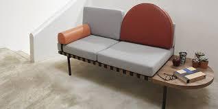choisir canapé cuir canapé vintage 30 canapés aux accents rétro
