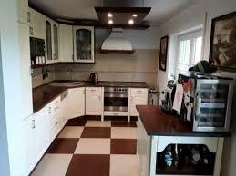 küche in l form mit einer insel