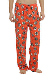 Dragon Ball Z Fish Tank Decorations by Dragon Ball Z Kame Symbol Print Guys Pajama Pants Topic