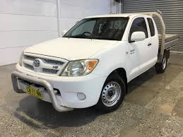 Repossessed Toyota Hilux Ute Auction | Graysonline