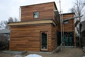 104 Contemporary Cedar Siding Horizontal Denver Modern