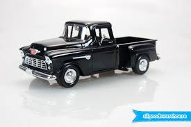 1955 Chevy 5100 Stepside Pickup Truck 1:24 Scale Classic Diecast ... 51959 Chevy Truck 1957 Chevrolet Stepside Pickup Short Bed Hot Rod 1955 1956 3100 Fleetside Big Block Cool Truck 180 Best Ideas For Building My 55 Pickup Images On Pinterest Cameo 12 Ton Panel Van Restored And Rare Sale Youtube Duramax Diesel Power Magazine Network Ute V8 Patina Faux Custom In Qld