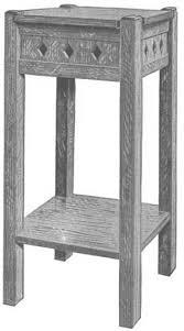 104 best mission furniture plans images on pinterest furniture