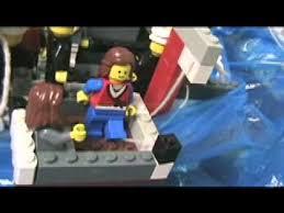 titanic sinking in legos youtube