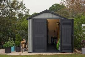 Keter Manor Shed Grey by Keter Oakland 7 U0027 6