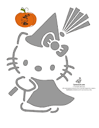 Spiderman Pumpkin Stencils Free Printable by Hello Kitty Pumpkin Woo Jr Kids Activities