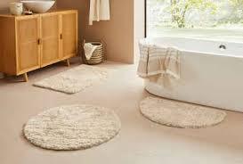 badematte narami leger home by lena gercke höhe 30 mm rutschhemmend beschichtet fußbodenheizungsgeeignet besonders weich durch microfaser