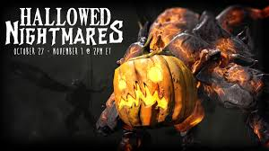 Terraria Halloween Event by Warframe U2013 Halloween 2016 Itzdarkvoid