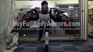 The Avengers Captain America Civil War Wearable Falcon Suit Costume Prototype Front