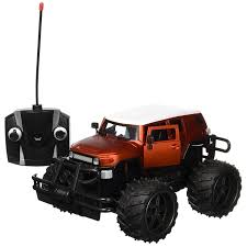 Shop FJ Cruiser Cross Country 1-14 Scale 4WD 2.4 GHz Toy RC Jeep ...