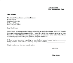 Letter Intent Example Editable Sample Letter Intent For