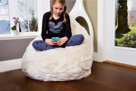 Posh - Bean Bag Chair - Cream - Bean Bag Chairspagesepsitename Kids Bean Bags King Kahuna Beanbags Reading Lounge Chair Pink Target Bag Gardenloungechairs Thunderx3 Db5 Series Gaming Beanbag Cover Temple Webster Fascating Nook Ideas For Renohoodcom Hibagz Review Cheap Gamerchairsuk Chairs White Large Tough And Textured Outdoor Bags Tlmoda Giant Huge Extra Add A Little Kidfriendly Seating To Your Childs Bedroom Or