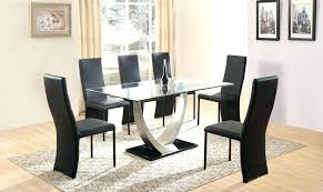 Round Table For 6 Kitchen Best Dining Room Chairs Sets