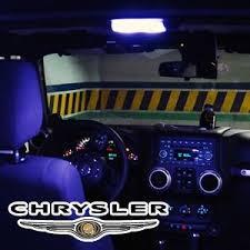 Jeep Wrangler 2010 MY exLED Premium Power LED Interior Lights