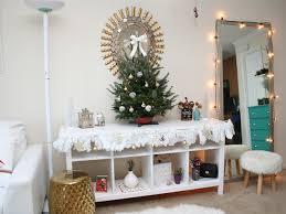 Apartment Tour Holiday Decor