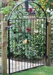 14 best metal gates images on Pinterest