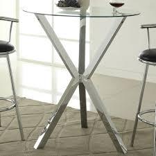 Wayfair Kitchen Pub Sets by Round Counter Height Dining Table 4670ctb Hillsdalefurnituremart