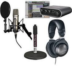 MBox Mini Vocal Studio