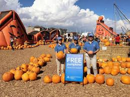 Pumpkin Patch Pasadena Area by Oct 22 Free Pumpkins At Stu Miller U0027s Pumpkin Patch In Rancho
