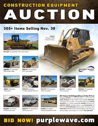 SOLD! November 30 Construction Equipment Auction | PurpleWav... Cts Trucking Green Bay Wi Best Truck 2018 Cst Lines Ownoperators Transportation Wi West Of Omaha Pt 4 Container Transport Services Freight Logistics Sold March 1 And Trailer Auction Purplewave Inc Safety Videos Tips Programs Central States Co Cst Charlotte Nc I80 In Western Nebraska 16 Flyers Trucks For Sale Dolapmagnetbandco 2015 Gmc Sierra 2500hd Suspension 8inch Lift Install Chevy 1999 Freightliner Century Class 120 Salvage For Sale Hudson Companies