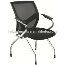 fauteuil bureau sans chaise bureau sans roulettes eliptyk