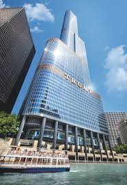 100 Trump World Tower Penthouse International Hotel Chicago IL The
