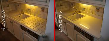 rénovez la cuisine en ne changeant que le plan de travail
