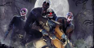 Payday 2 Halloween Masks Unlock by Halloween Week Gaming Round Up Part 3 Quarter To Three