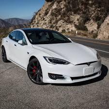 First Drive Tesla Model S P100D Mens Journal