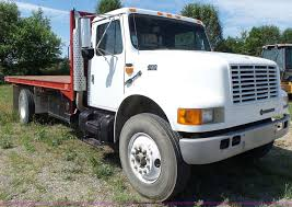 1994 International 4900 Flatbed Dump Truck | Item L6106 | SO... Lvo Flatbed Dump Truck For Sale 12025 Arts Trucks Equipment 18354 06 Chevy C7500 Flatbed Dump Gmc C4500 Duramax Diesel 44 Truck 9431 Scruggs Municipal Crane Intertional 4700 In California For Sale Used Full Sized Images For Chip 2006 C8500 Flat Bed Utah Nevada Idaho Dogface Dumping Alinum Flatbeds East Penn Carrier Wrecker Sold Ford F750 Xl 18 230 Hp Cat 3126 6 Freightliner Ohio On Peterbilt 335 20 Ft Cars Sale Isuzu 10613