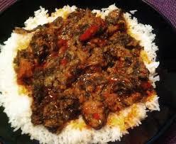 cuisiner le manioc sauce feuilles de manioc borokhé cuisine de chez nous