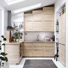 bois cuisine cuisine bois moderne 20 modèles côté maison