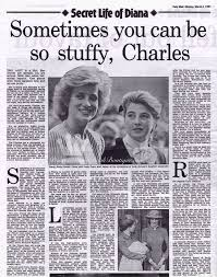 Secret Life Of Diana Final Part Our Princess News Article For 18 January 2017