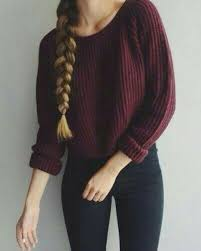Sweater Pullover Weheartit Tumblr Outfit Clothes Fall Colors Winter Hipster