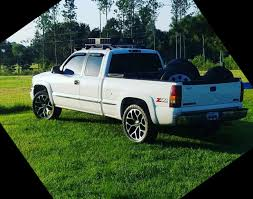 100 Rims Truck GMC 22 Inch Black And Machine Snowflake For Sierra Z71 Yukon