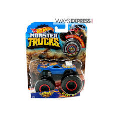 100 Hot Wheels Monster Truck Toys HOT WHEELS MONSTER TRUCKS RODGER DODGER 3 YEARS
