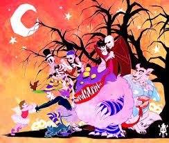 Scary Godmother Halloween Spooktacular Cast by Welcome Back Hannah U201d U201d The Scary Godmother Tv Specials And Comic